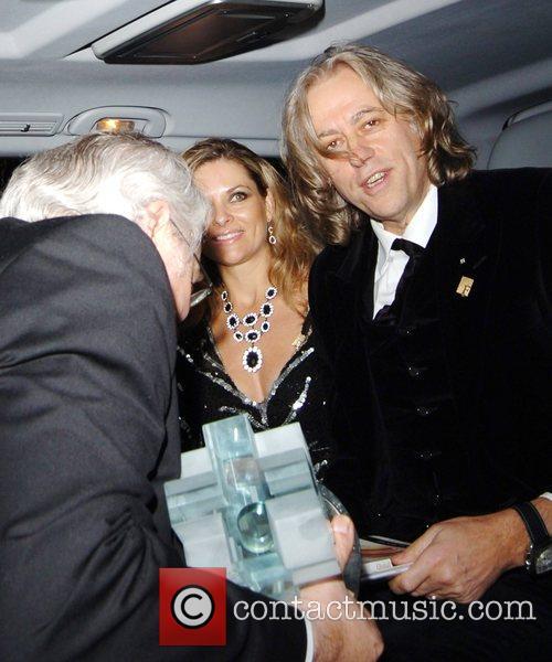 Bob Geldof and Jeanne Marine 8