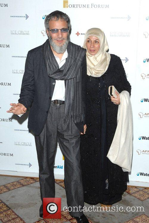Yusuf Islam and Cat Stevens 5