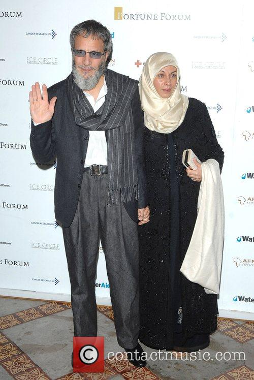 Yusuf Islam aka Cat Stevens and guest Fortune Forum Summit held at the Royal