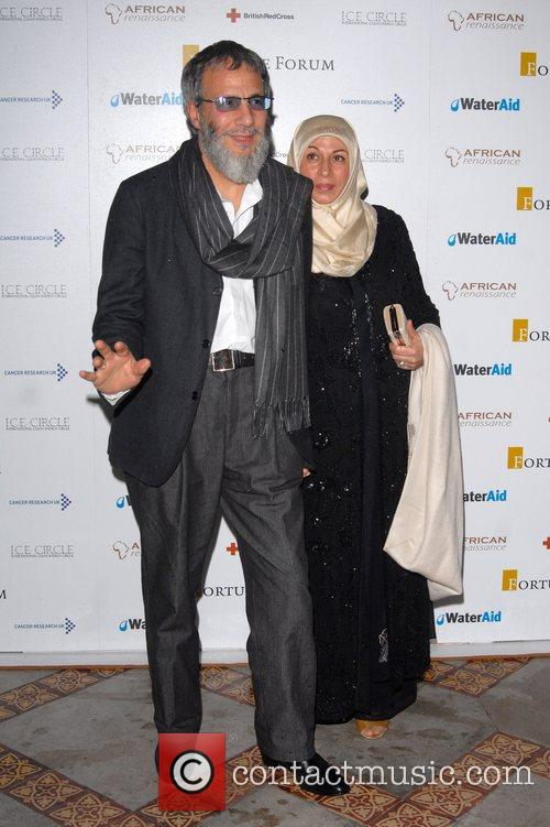 Yusuf Islam and Cat Stevens 6