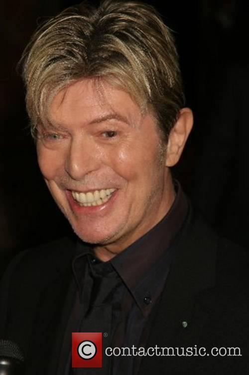 David Bowie Blonde Hair
