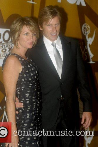 Dennis Leary and wife  20th Century Fox...