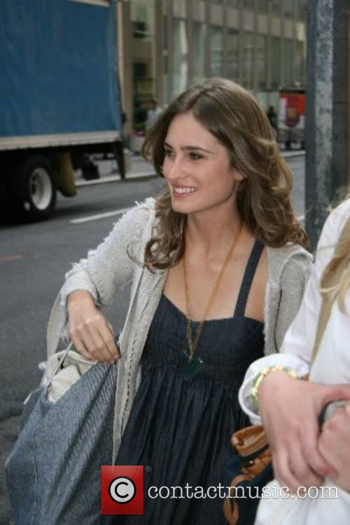 Lauren Bush, Fox Studios, The Morning Show With Mike And Juliet