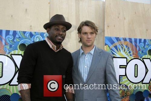 Omar Epps, Jesse Spencer Fox Television TCA Party...