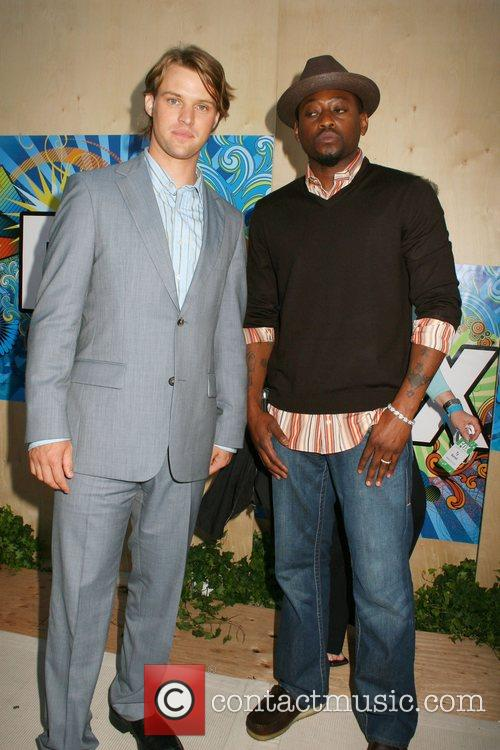 Jesse Spencer and Omar Epps Fox Television TCA...