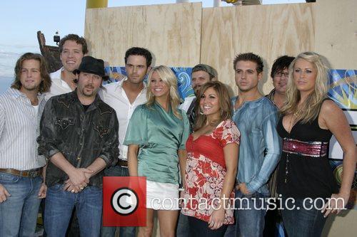 Nashville Cast, Santa Monica Pier