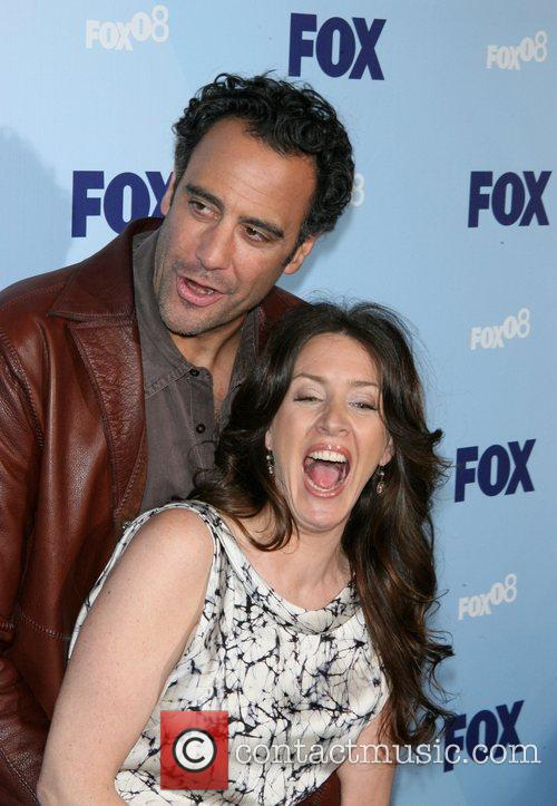 Brad Garrett and Joely Fisher 3