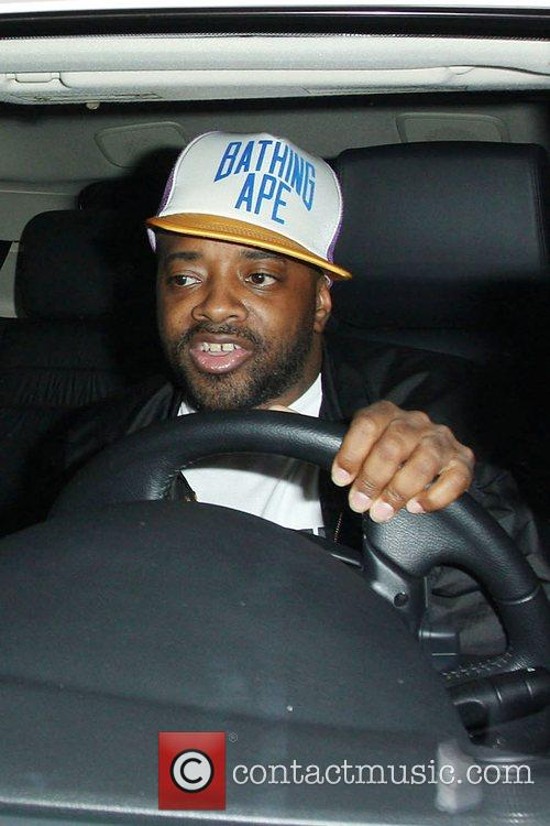 Jermaine DuPri at Foxtail nightclub in West Hollywood