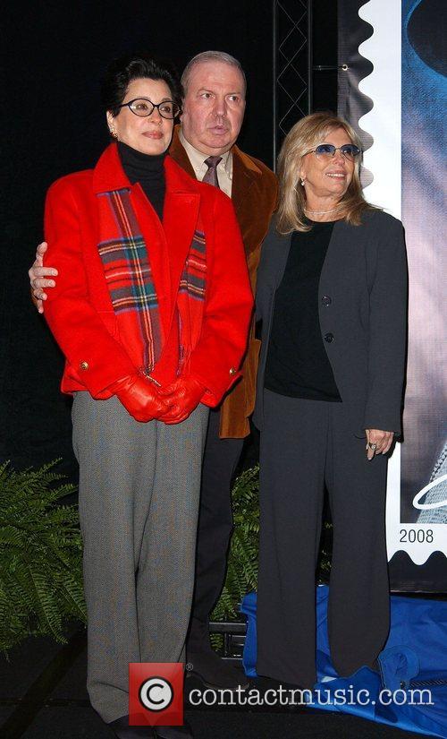 Tina Sinatra, Frank Sinatra and Nancy Sinatra 2