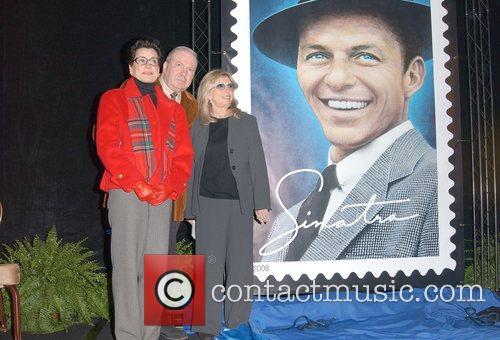 Tina Sinatra and Frank Sinatra 2