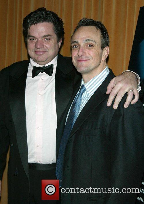 Oliver Platt and Hank Azaria