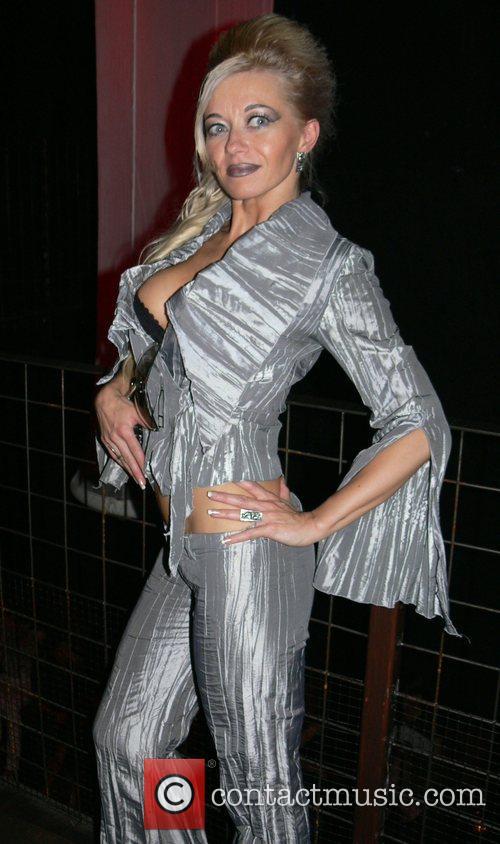 Lidia Podszus f.rau Becker Fashion Show at the...