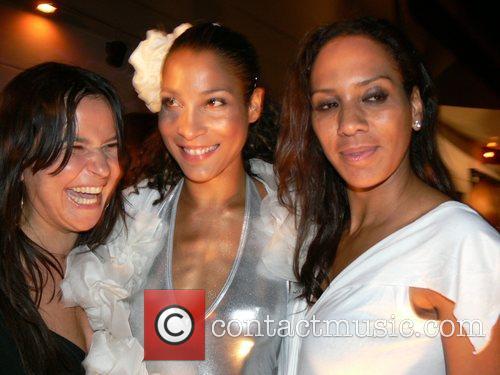 F.rau Becker Fashion Show at the Spindler &...