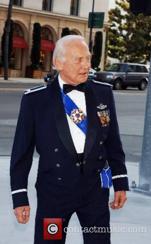 Buzz Aldrin City of Beverly Hills honors fashion...