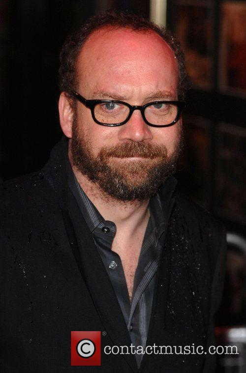 Paul Giamatti Fred Claus UK Premiere held at...