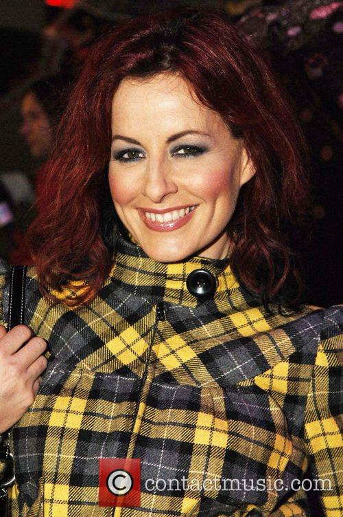 Carrie Grant 'Fred Claus' UK Premiere held at...