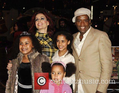 Carrie Grant and David Grant with family 'Fred...