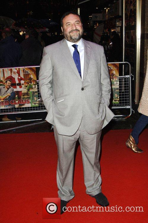 Joel Silver 'Fred Claus' UK Premiere held at...