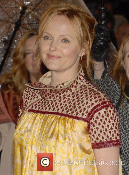 Miranda Richardson  'Fred Claus' UK Premiere held...