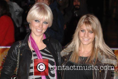 Charlotte Dutton and Melanie Slade 'Fred Claus' UK...