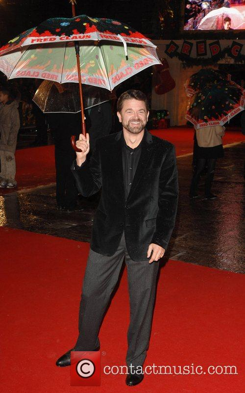 John Michael Higgins 'Fred Claus' UK Premiere held...