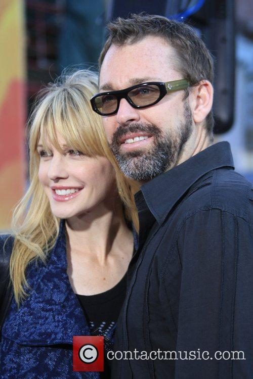 Kathryn Morris and David Barrett 3