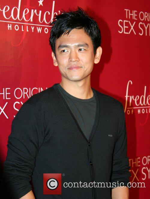 John Cho Frederick's of Hollywood 2008 Spring collection...
