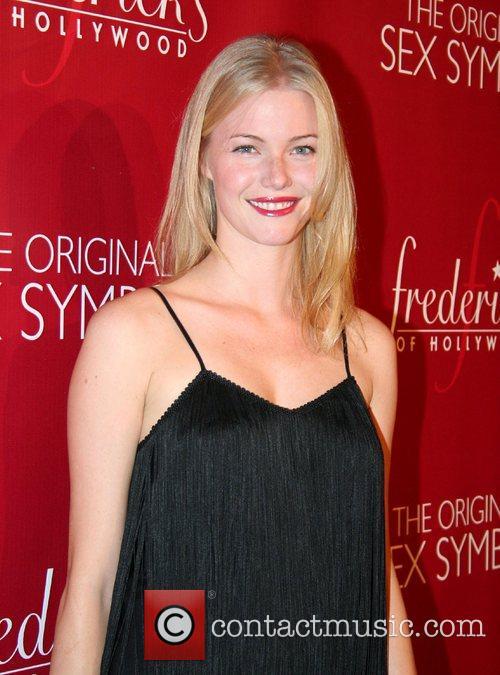 Melissa Sage Miller Frederick's of Hollywood 2008 Spring...