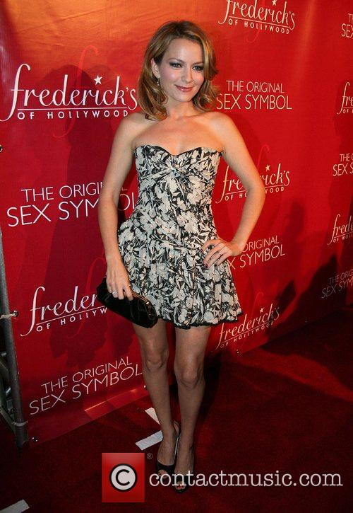 Becki Newton Frederick's of Hollywood 2008 Spring collection...