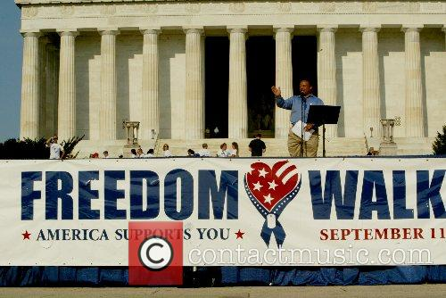 Washington DC held one of 230 Freedom Marches...