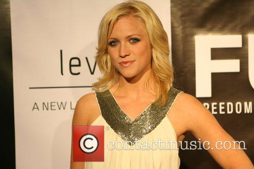 Brittany Snow hosts the Freedom United clothing launch...