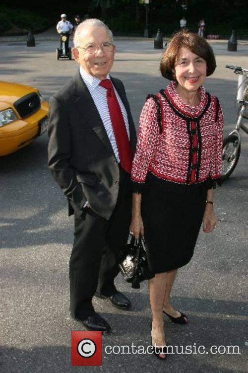 Donald Newhouse and Susan Newhouse The fresh air...
