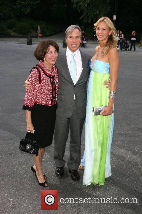 Susan Newhouse, Tommy Hillfiger and Dee Ocleppi The...