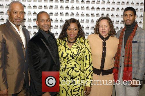 Thurgood Marshall College Fund honors African-American fashion designers...