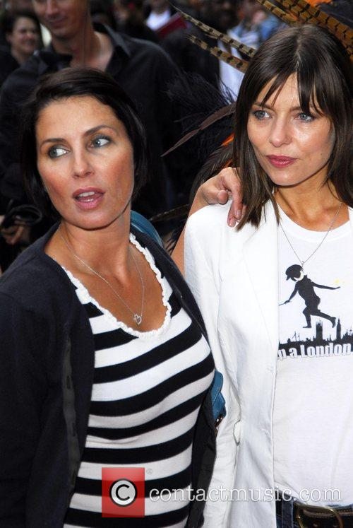 Designer duo Sadie Frost and Jemima French's first...