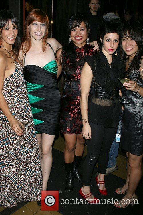 Marlyn Ortiz, Hallie Bulleit, Rose Mallare, Tamara Levinson,...