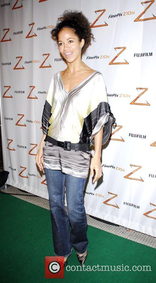 Sherri Saum Fujifilm Z Launch Party New York...