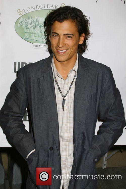 Andrew Keegan 'Fulcage' fashion Show at Boulevard 3...