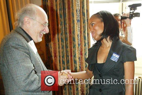 Peter Yarrow and Kerry Washington 2