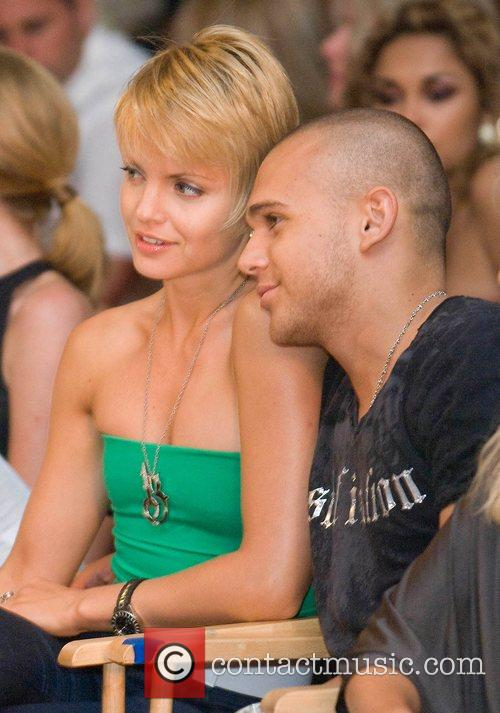 Mena Suvari and Her Boyfriend Simone Sestito 6
