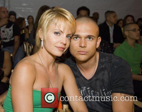 Mena Suvari and Her Boyfriend Simone Sestito 8