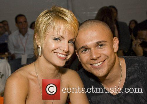 Mena Suvari and Her Boyfriend Simone Sestito 7