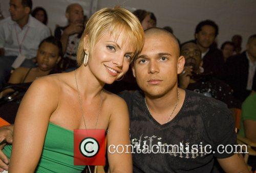 Mena Suvari and Her Boyfriend Simone Sestito 1