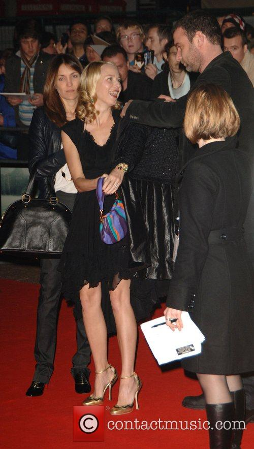 Naomi Watts and Liev Schreiber 11