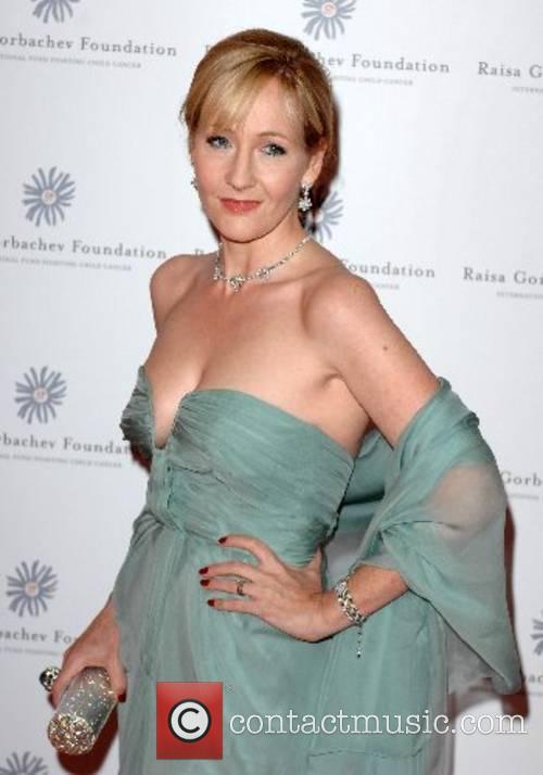 J K Rowling Raisa Gorbachev Annual Gala Dinner...