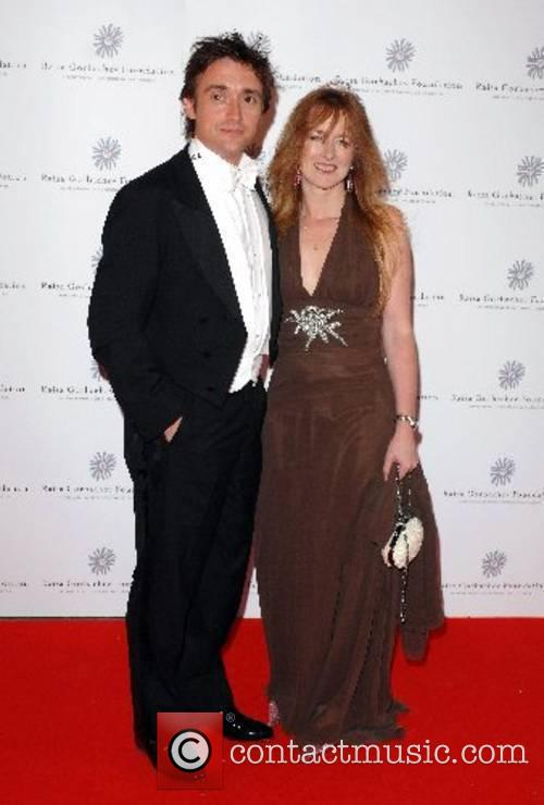 Richard Hammond and guest Raisa Gorbachev Annual Gala...