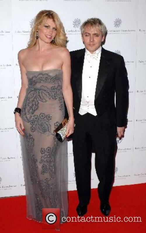 Meredith Ostrum and Nick Rhodes Raisa Gorbachev Foundation...