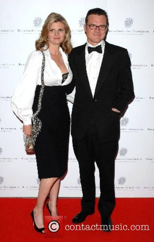 Suzannah Shaw and guest Raisa Gorbachev Foundation Annual...