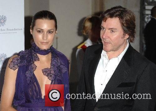 Simon Le Bon and Jasmine Le Bon Raisa...