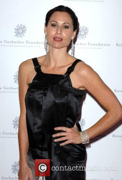 Minnie Driver Raisa Gorbachev Foundation Annual Gala Dinner...